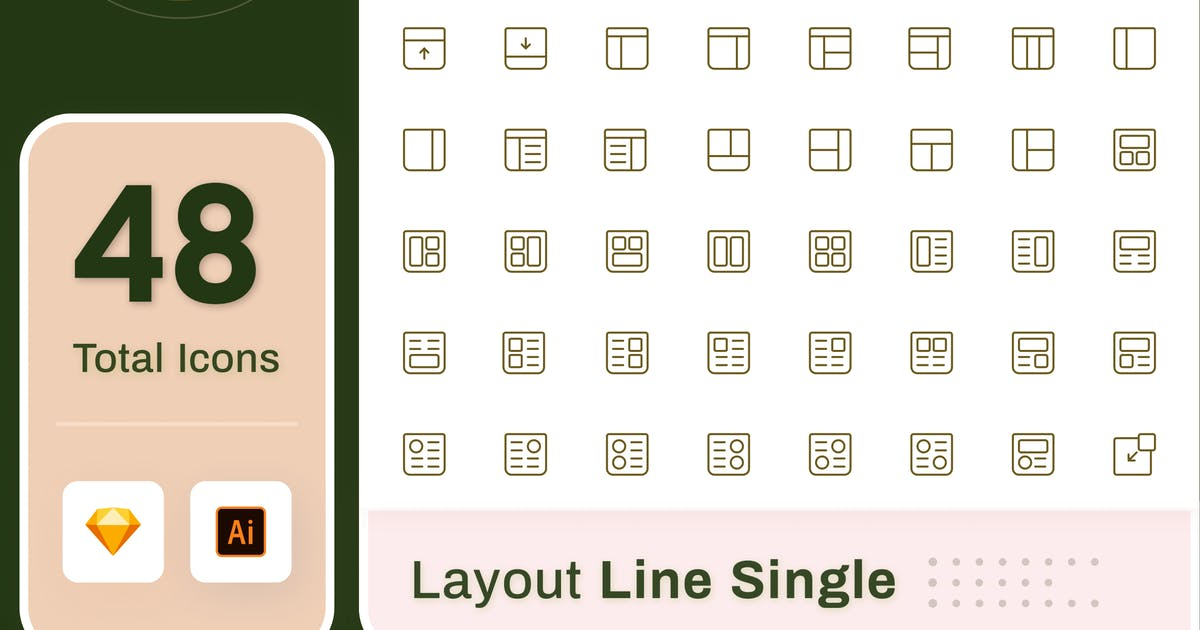 Download Line Senja - Layout by sudutlancip