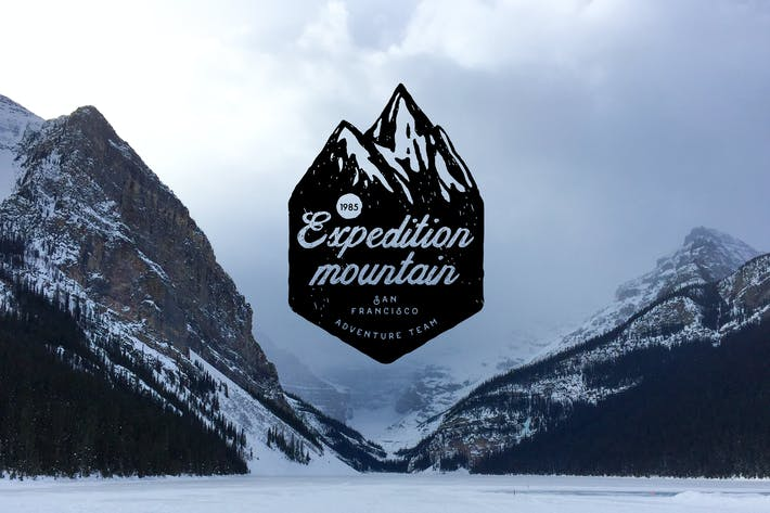 Thumbnail for 15 Expedition Badges & Logo