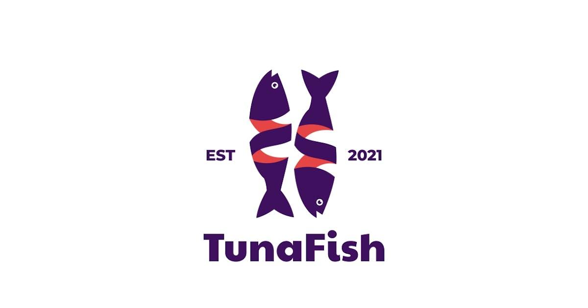Download Tuna Fish Simple Logo by artnivora_std