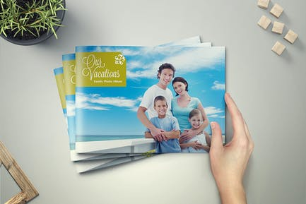 Familienfotoalbum