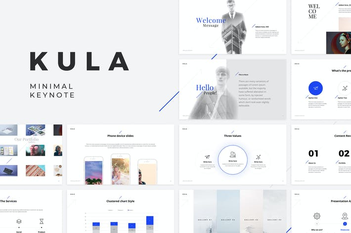 Thumbnail for KULA Keynote Template