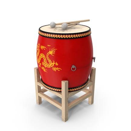 Chinesische Trommel