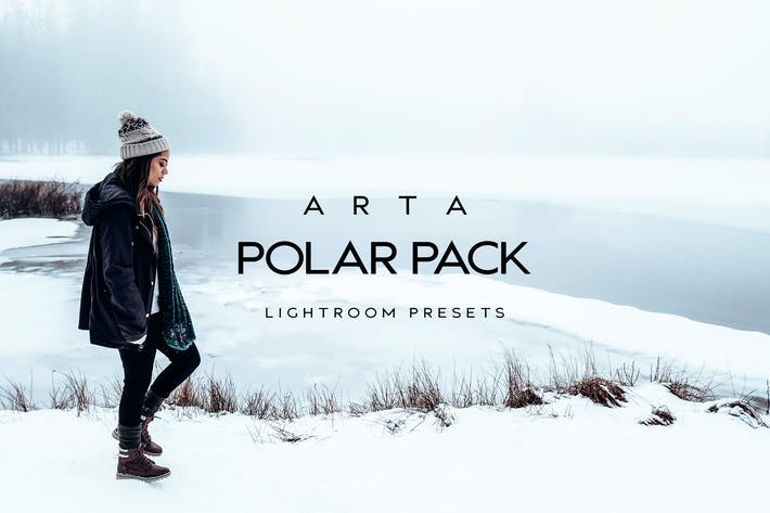 Thumbnail for ARTA Preset Polar Pack For Mobile and Desktop Ligh