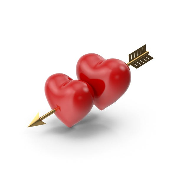 Cover Image for Two Hearts with Arrow