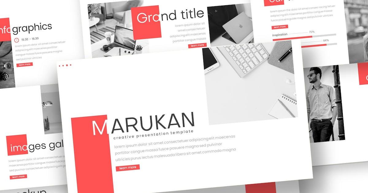 Download Marukan - Powerpoint Template by inspirasign