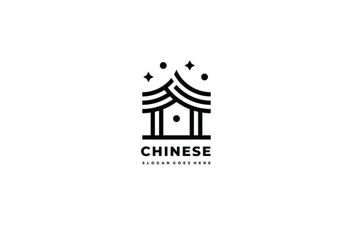 Thumbnail for Chinese House Logo