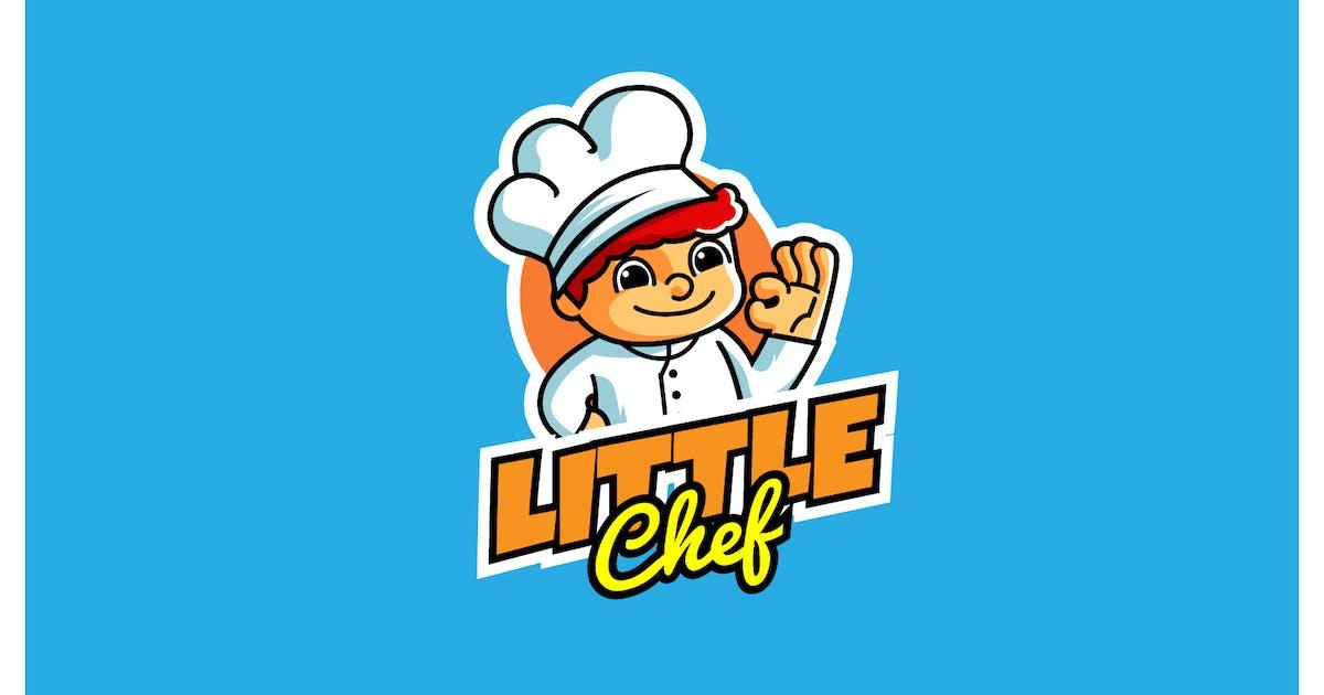 Download Little Chef - Mascot & Esport Logo by aqrstudio