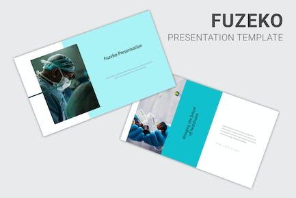 Fuzeko - Healthcare Google Slides