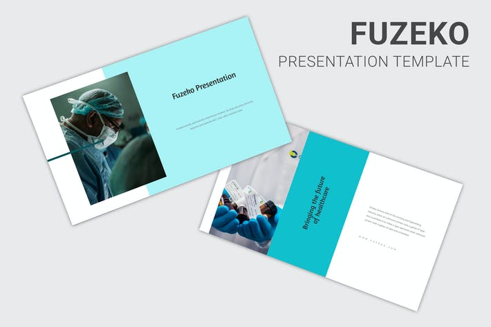 Fuzeko - Healthcare Google Slides
