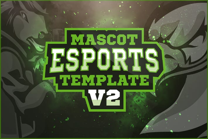 Thumbnail for 50 MASCOT E SPORT LOGO V2