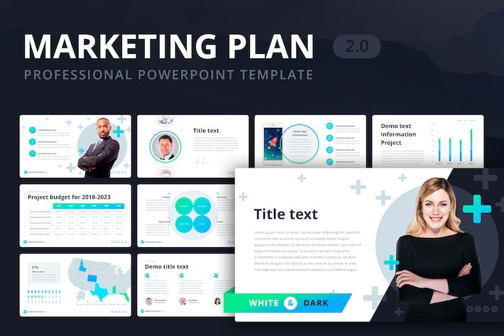 thumbnail for marketing plan 20