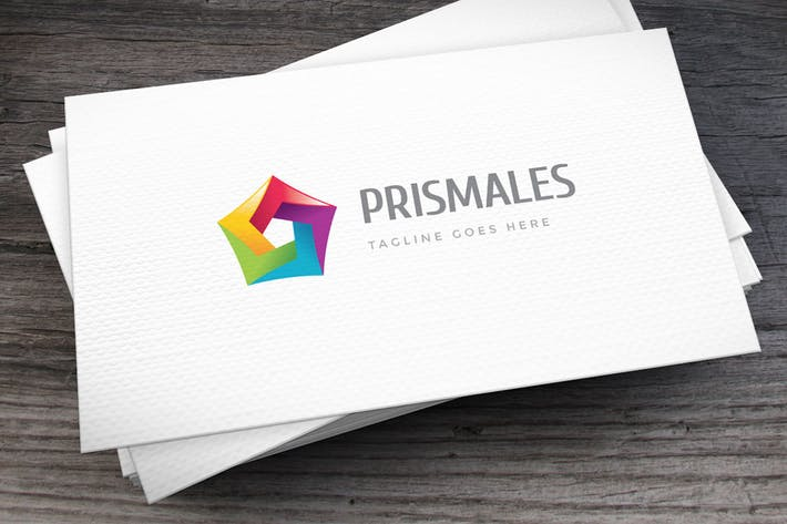 Thumbnail for Prismales Logovorlage