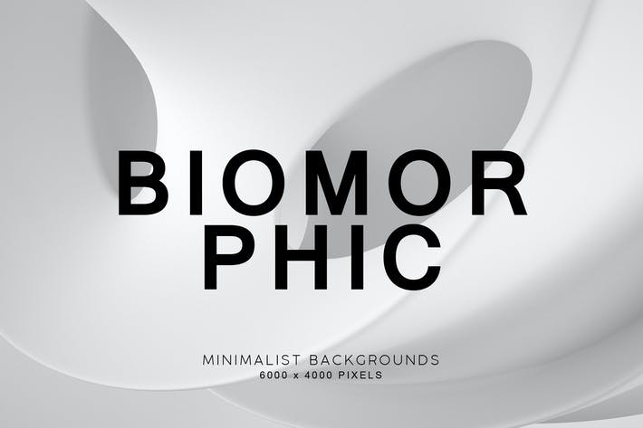 Thumbnail for Biomorphic Backgrounds