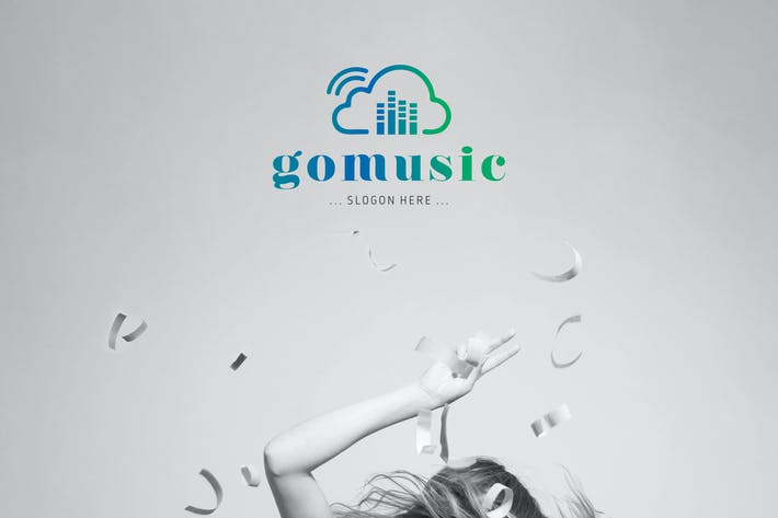 Cover Image For Cloud Music Logo