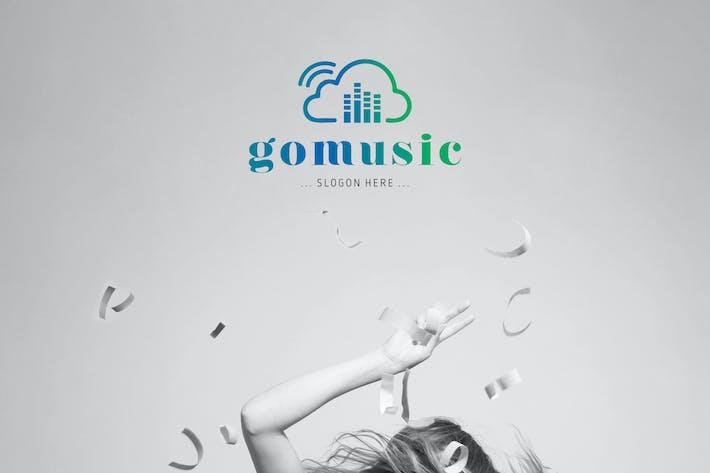 Thumbnail for Cloud Music Logo