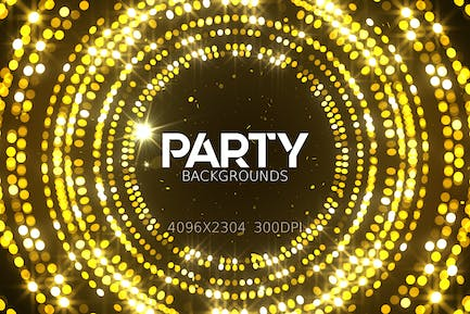 Party Lights Backgrounds