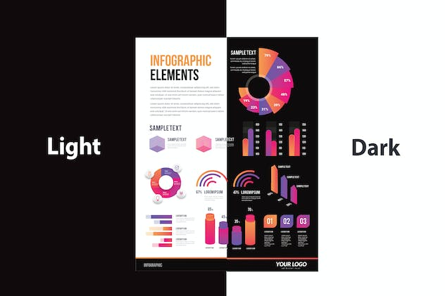Infographic Examples for Designer V.63 - product preview 3