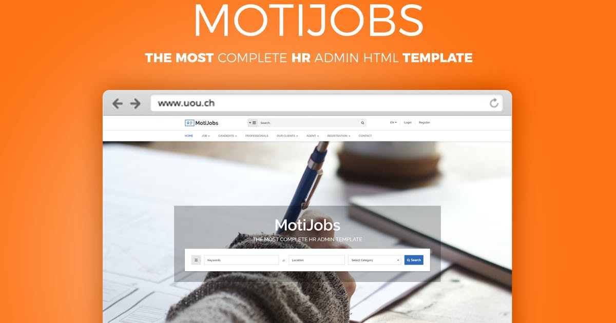 Download Motijobs by DirectoryThemes