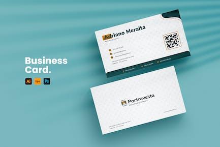 Business Card V.11