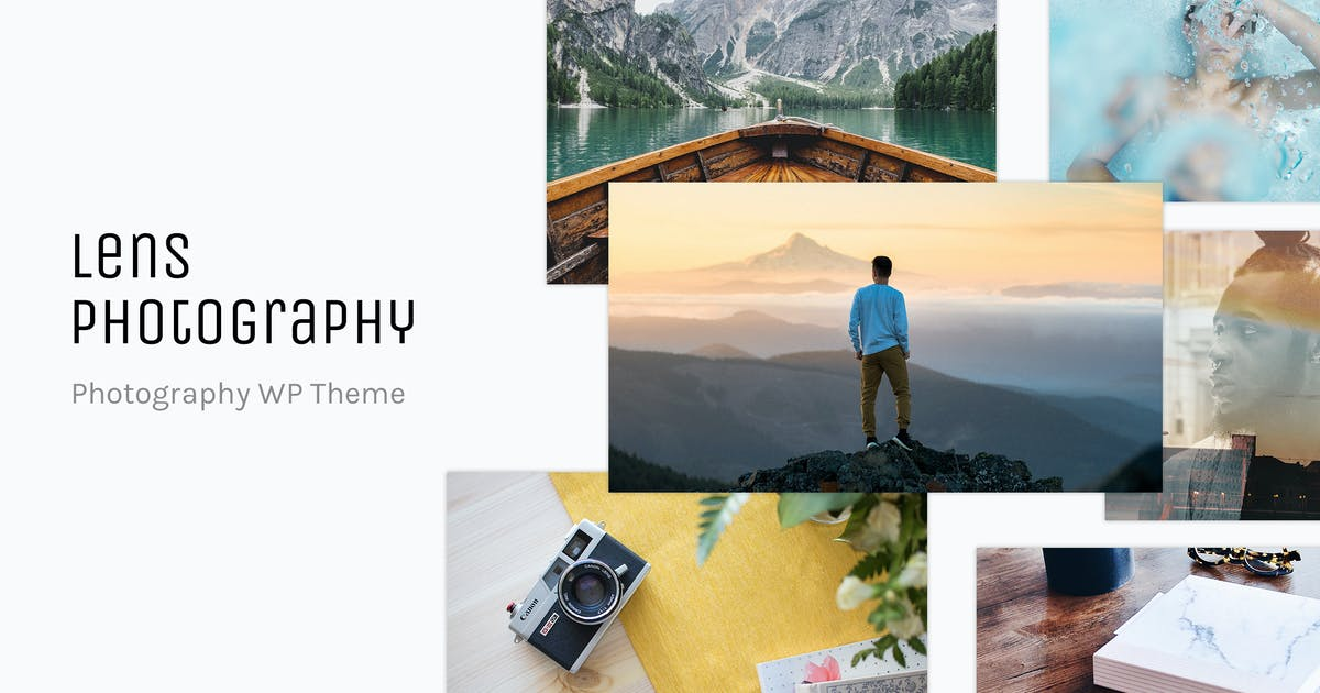 Download Lens Photography - Photography Portfolio WP Theme by cmsmasters