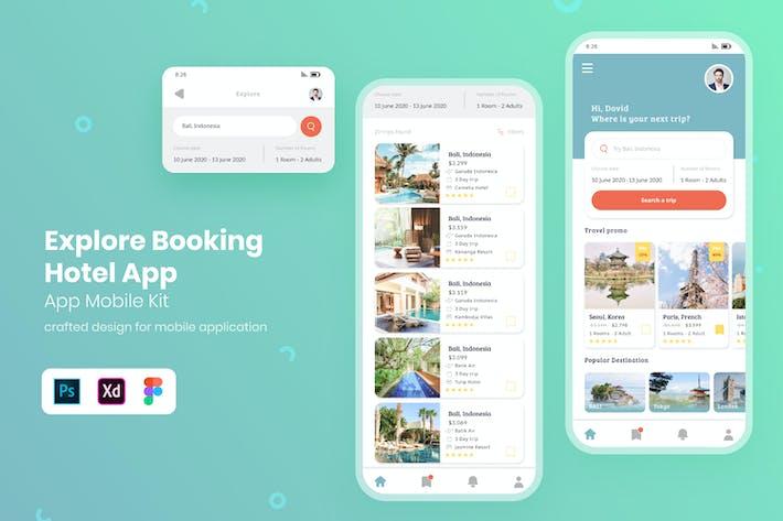 Thumbnail for Traveling UI Mobile KIT