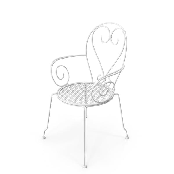 Thumbnail for Iron Armchair