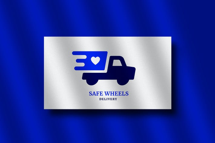 Thumbnail for Safe Wheels Delivery Logo