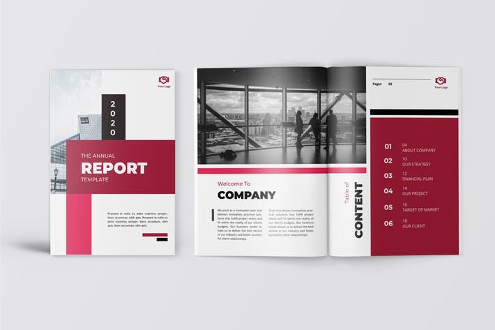 Thumbnail for Merah - Business Annual Report