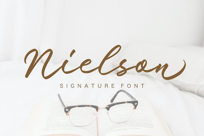 Cover Image For Nielson - Signature Script
