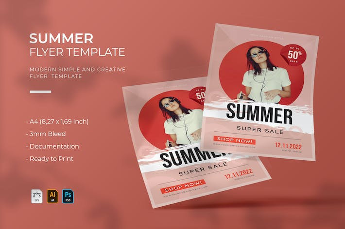 Summer Super | Flyer