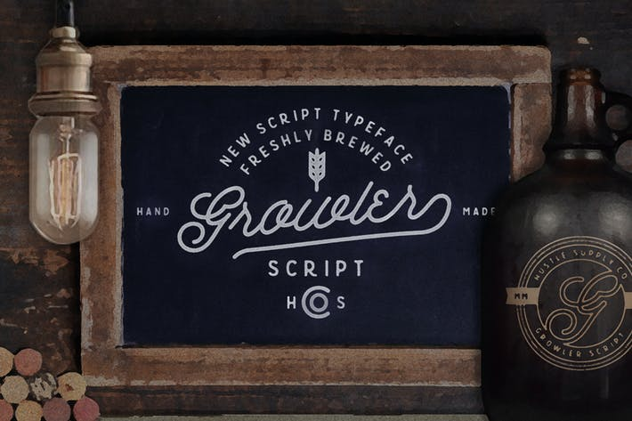 Cover Image For Growler Script