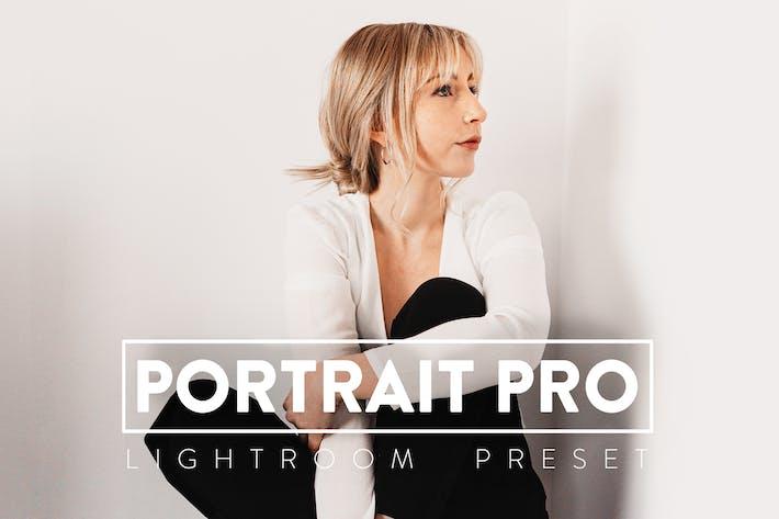 10 пресетов Portrait Pro Lightroom