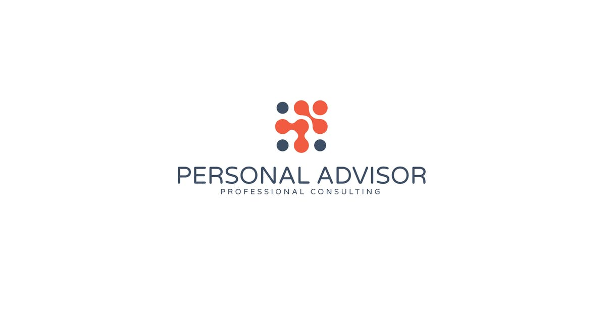 Download Personal Advisor Logo Template by Be_Themes