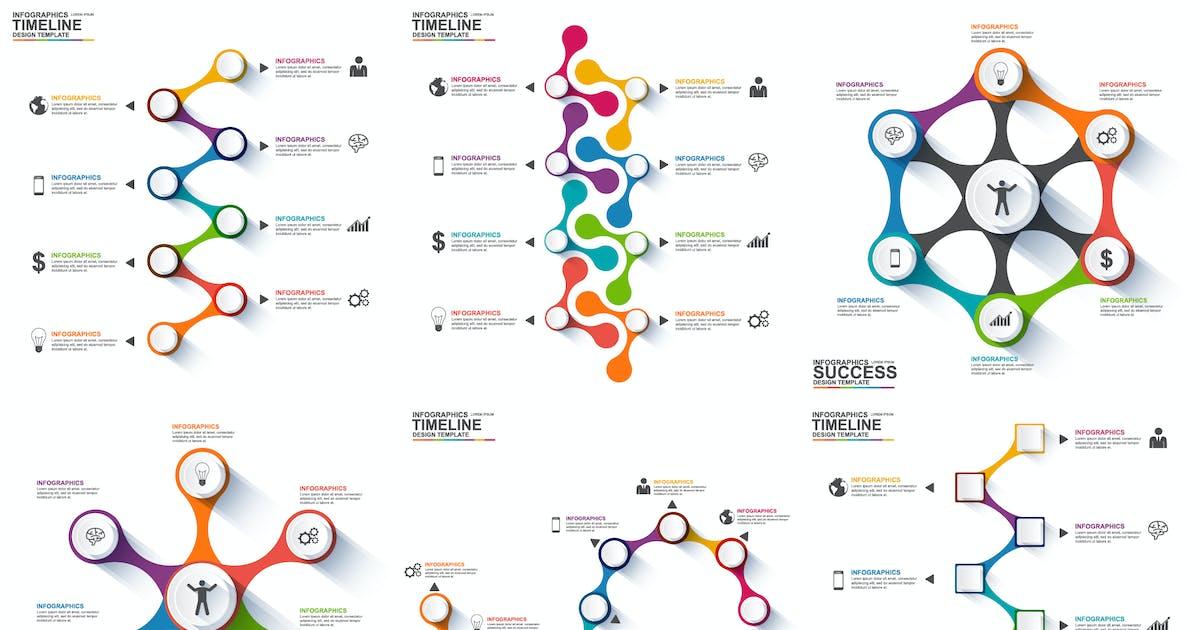 Download Timeline Infographics by alexdndz