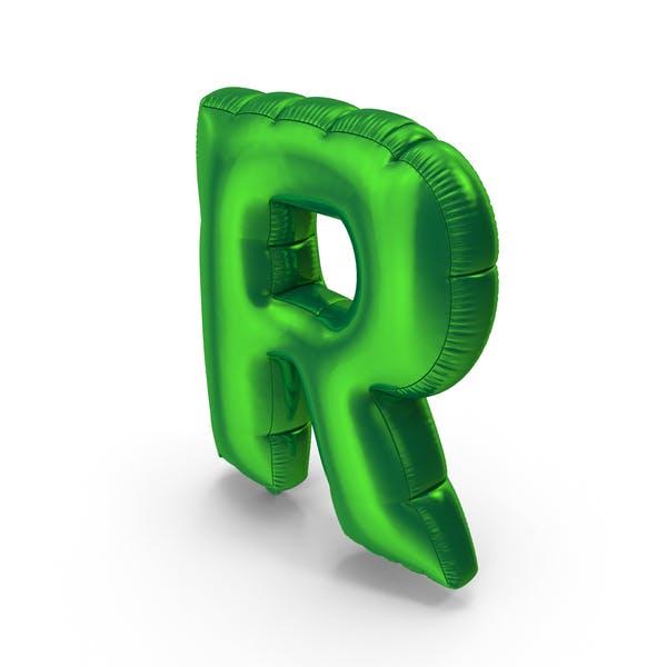 Thumbnail for Foil Balloon Letter R