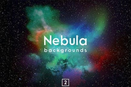 Nebula Backgrounds Vol.2