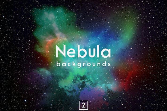 Thumbnail for Nebula Hintergründe Vol.2