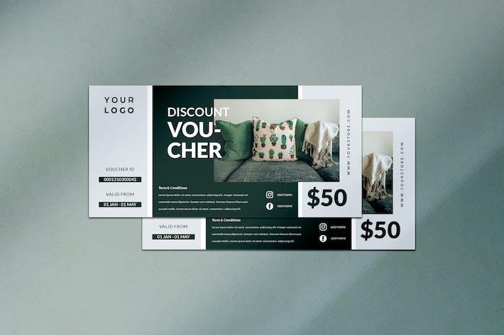 Furniture - Discount Voucher