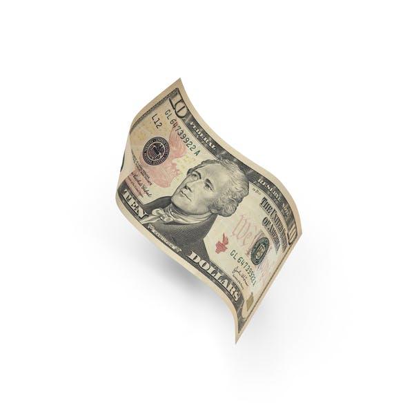 Thumbnail for 10 Dollar Bill