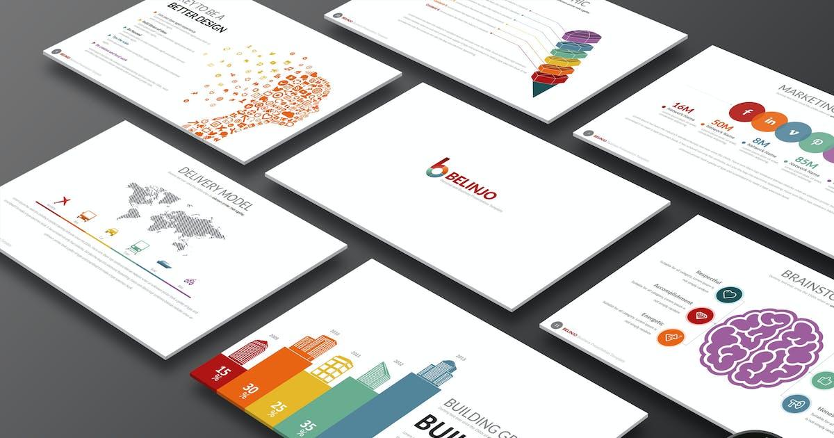 Download Belinjo - Keynote Template by Artmonk