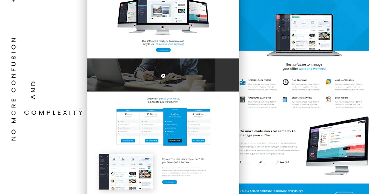 Download COOPER | MultiPurpose HTML Template by MarkhorThemes