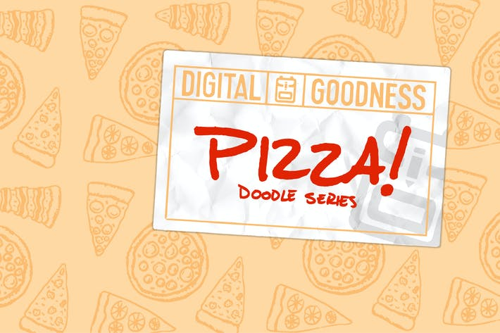 Thumbnail for Doodles de pizza