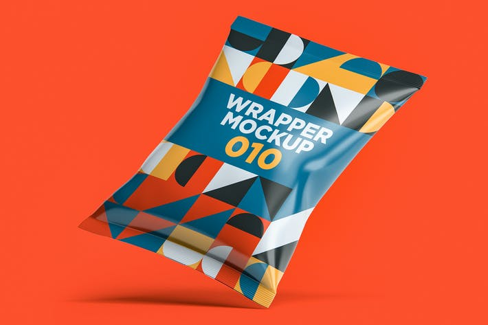 Thumbnail for Wrapper Mockup 010