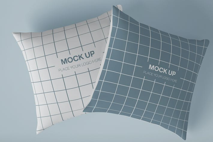 Thumbnail for Pillows Mockup