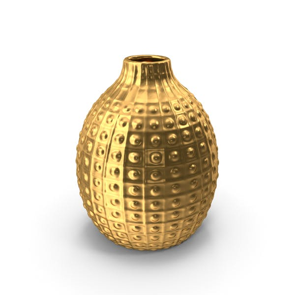 Thumbnail for Vase Decoration Gold
