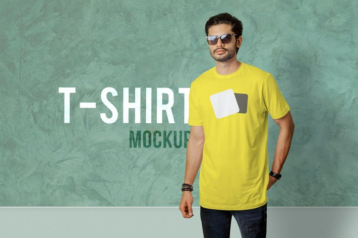 Thumbnail for T-Shirt Mockup 03