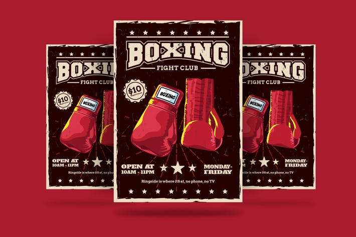 Thumbnail for Boxing Flyer