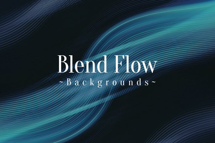 Thumbnail for Blend Flow Backgrounds