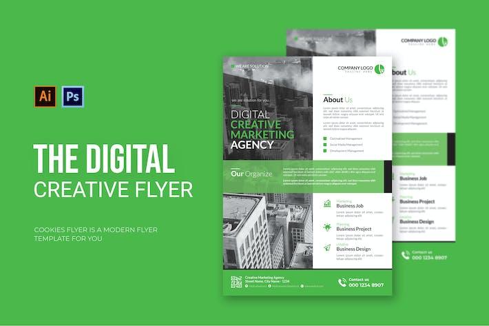Digital Creative - Flyer
