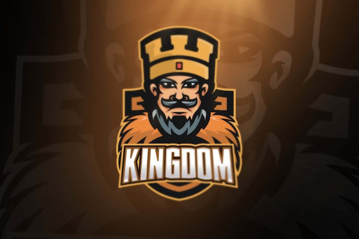 Thumbnail for Kingdom Sport and Esports Logos
